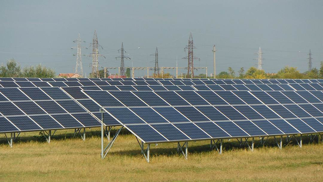 Central Photovoltaique Burila Mica