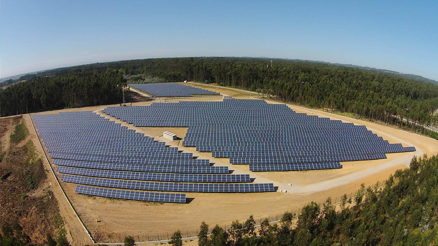 Central Photovoltaique Estarreja